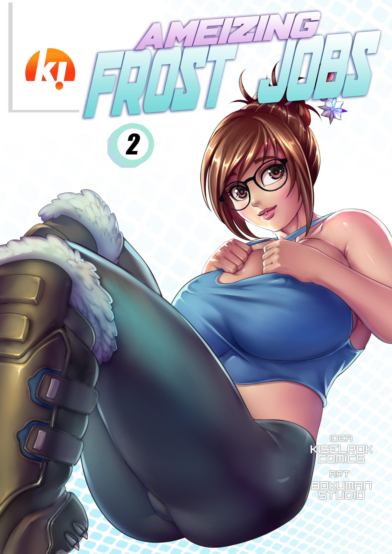 Порно комикс Клевая Морозная работа. часть 2 Анал, Двойное проникновение, Минет, По играм, Порно комиксы, Супер-герои